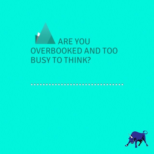 AreYouOverbooked