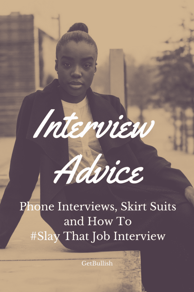 How to #slay a phone interview by Jen Dziura