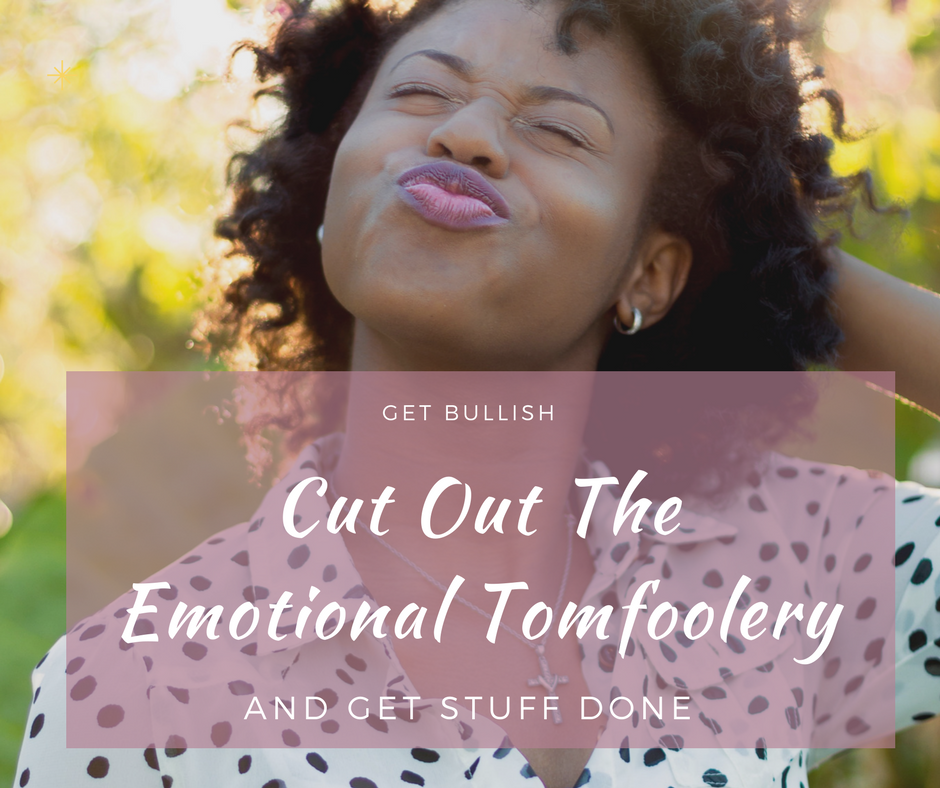 cut the emotional tomfoolery with Get Bullish founder Jen Dziura