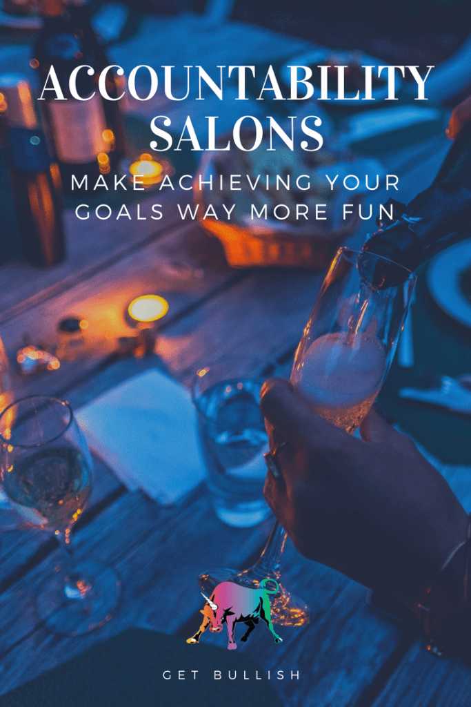 This champagne-fueled tactic will help you achieve your goals! Get Bullish article by Jen Dziura