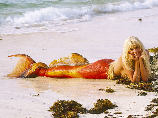 Daryl Hannah in Splash