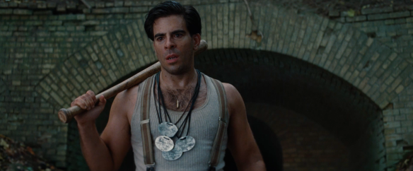 "Inglorious Basterds, ""The Bear Jew"""