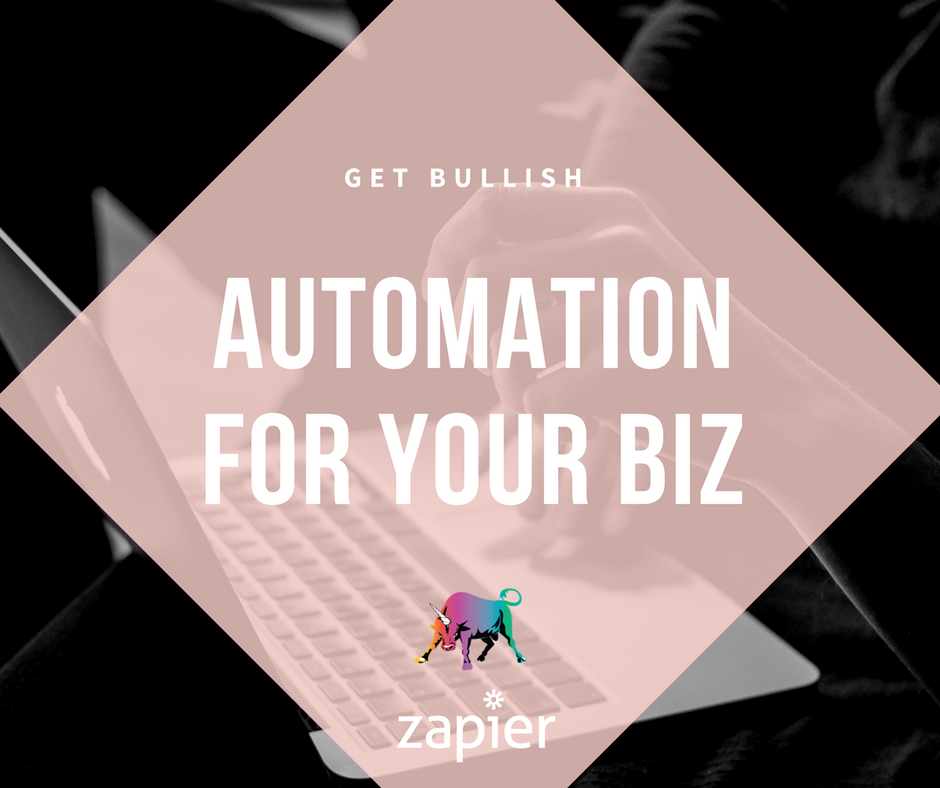 Use Zapier to Automate your Biz