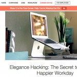 Bullish on TheMuse… Elegance Hacking: The Secret to a Calmer, Happier Workday