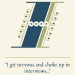 "From the DailyBull: ""I get nervous and choke up in interviews"""