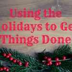 Bullish Blog Network: Using the Holidays to Recharge and/or Get Things Done